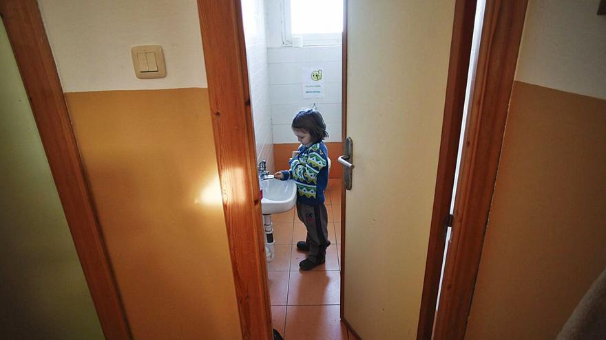 La escuela rural gana músculo en la comarca: crece el interés de las familias