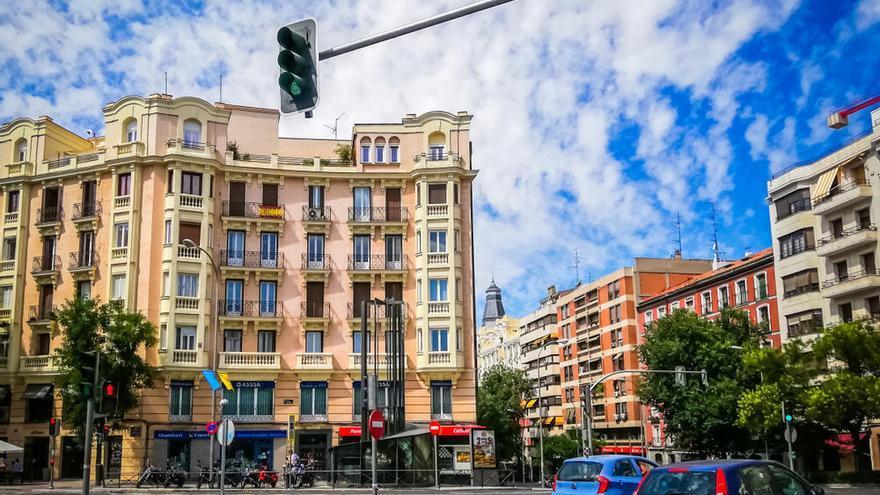 Chamberí y Salamanca, los barrios más caros de España.