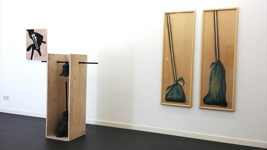 La sala madrileña García Galería expone la obra de Pepe Espaliú