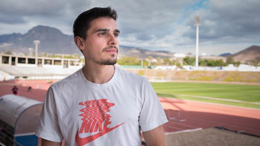 Atletismo: entrevista con Bruno Hortelano