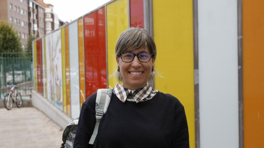"""Teresa Temprano: """"Intentaremos abrir una consulta de cefaleas en Cabueñes el año que viene"""""""