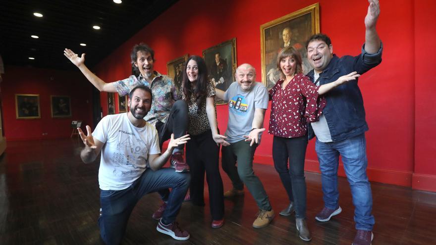 'La Buena Estrella' vuelve a la presencialidad llena de humor