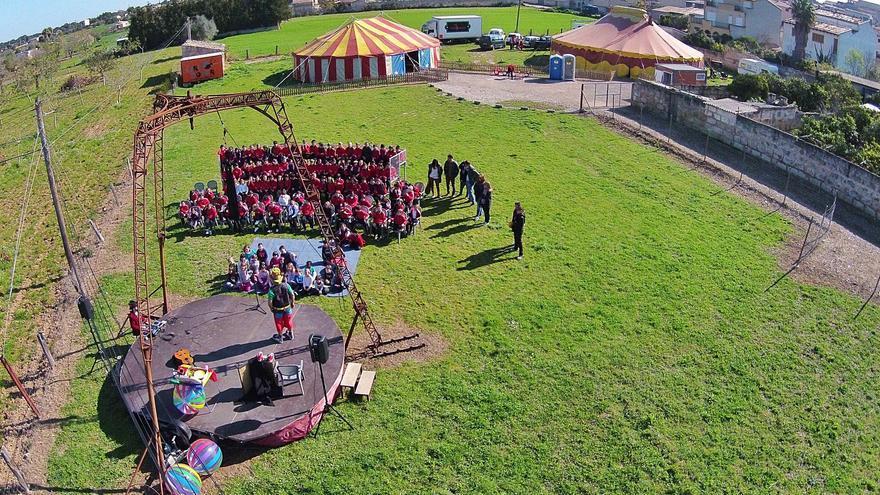 El Circ Bover deja Sineu después de 14 años y busca ubicación