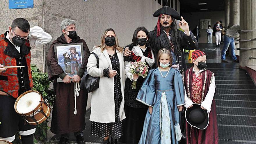 Y Jack Sparrow se quedó sin descorchar el ron