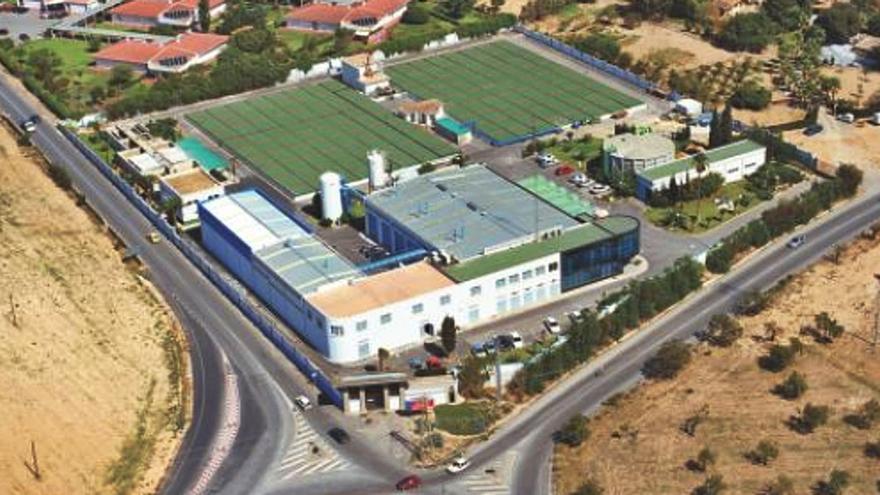 Emaya iniciará este año las obras de la planta de 'ultrafiltración' de agua