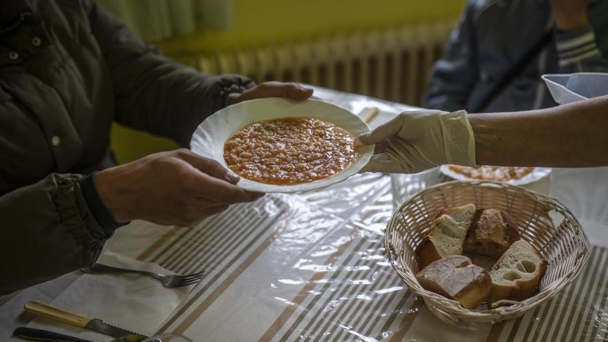 La Unidad de Acción Pastoral de Morales inicia una recogida de alimentos