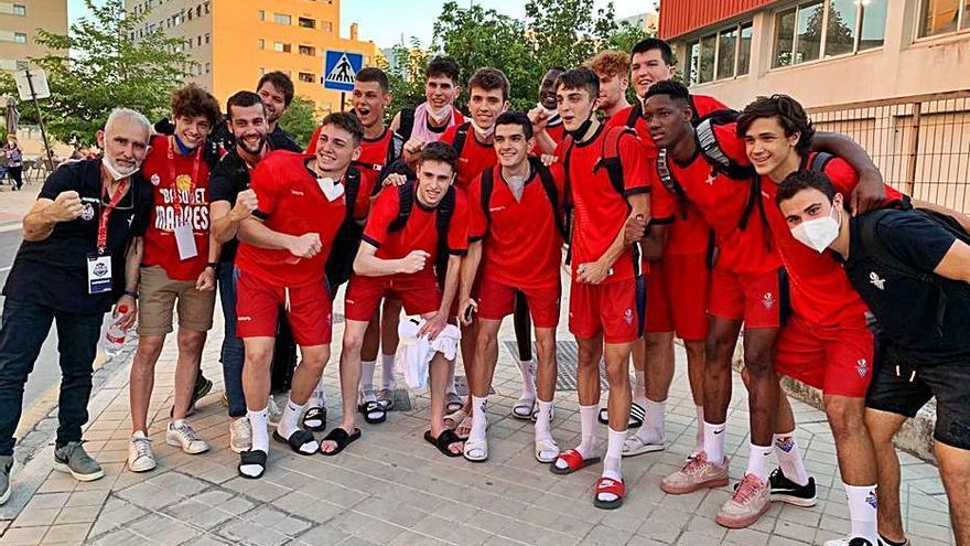 El Catalana Occident pateix però ja és a quarts de final