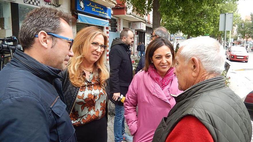 Luna afirma que el PSOE revertirá los recortes de los últimos años en I+D+I