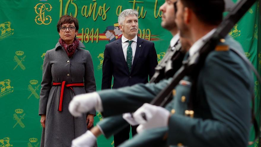 El PP denuncia al número dos de Interior y a la directora de la Guardia Civil por el cese de De los Cobos