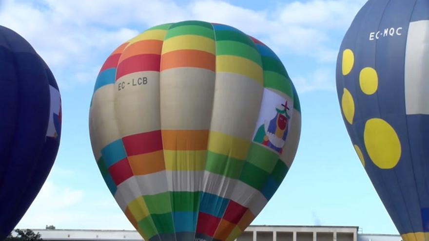 ¿Es un pájaro? ¿Es un avión? ¡Son los Reyes Magos sobrevolando Córdoba!