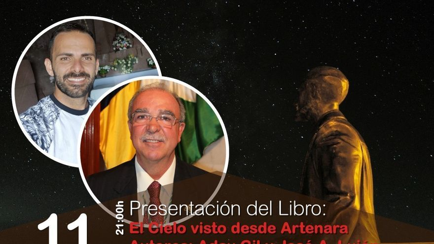 Presentación del libro El cielo visto desde Artenara