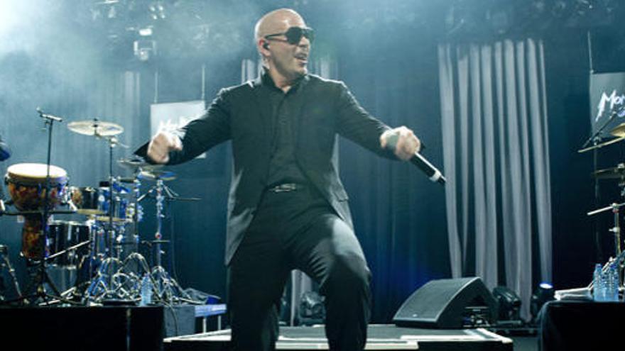 Pitbull presentará los American Music Awards en Los Ángeles