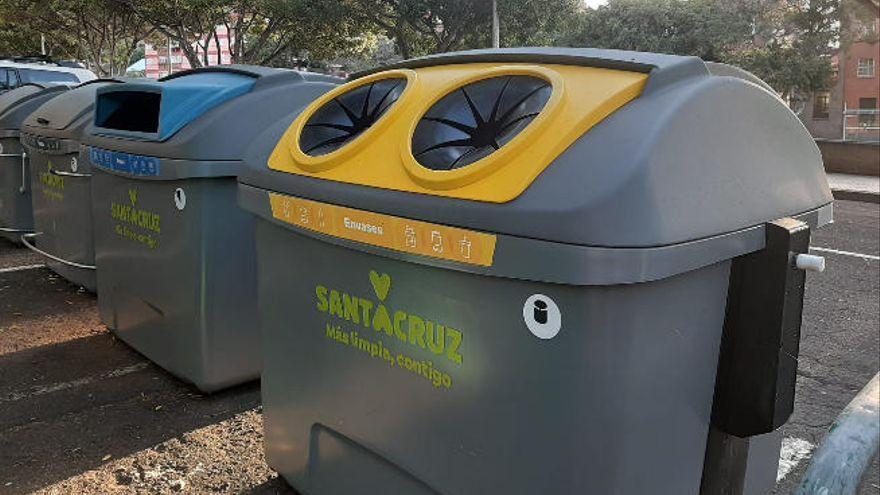 Activan el Plan Tenerife para mejorar la recogida de envases