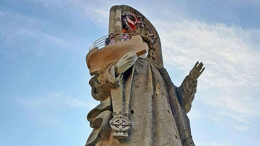 Los achaques de la Virgen de la Roca