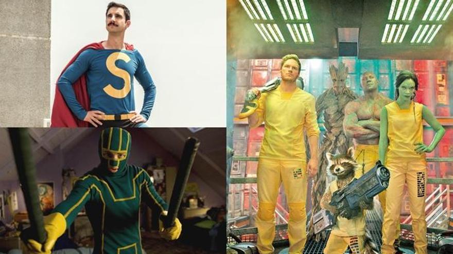'Superlópez' y otros superhéroes desastrosos