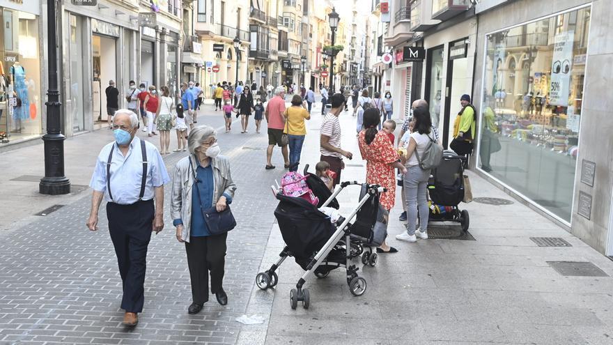 Castelló y cuatro municipios de la provincia estrenan toque de queda desde este martes