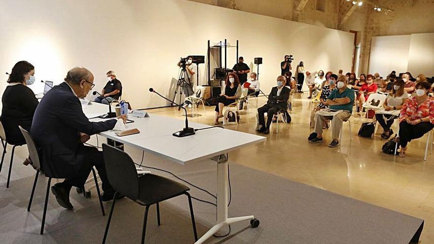 L'AVL reivindica la figura literària  de Carmelina sánchez-Cutillas