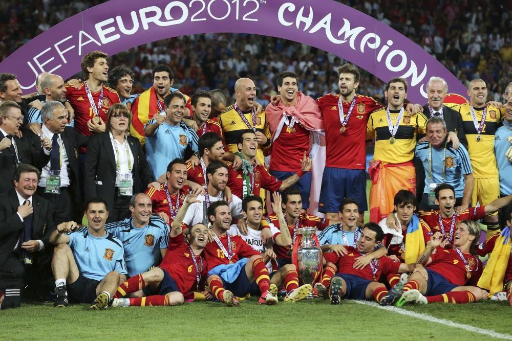 FINAL EUROCOPA 2012