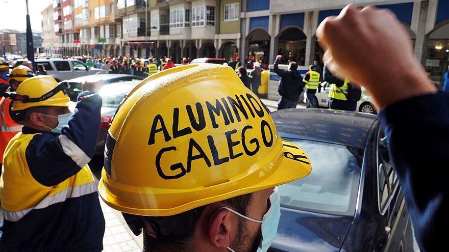 Seis compradores optan a quedarse con la última fábrica de aluminio de Alcoa en España