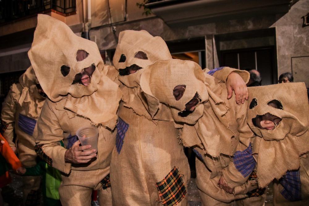Carnaval en la provincia de Alicante