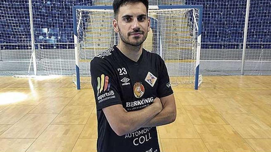 El Palma Futsal oficializa el adiós de Nico Sarmiento y Diego Quintela