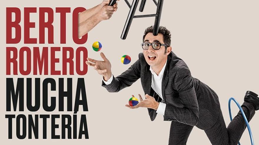"""Berto Romero en Alicante: """"Mucha tontería"""", pero casi todas las entradas vendidas"""