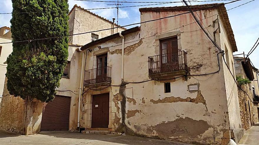 Les oficines de l'Ajuntament de Vilanant es traslladen a la rectoria