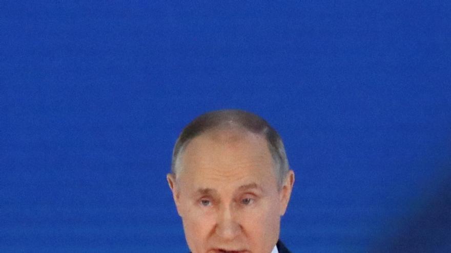 """Putin amenaza a Occidente con responder a cualquier provocación: """"Lo lamentarán como hace mucho que no hacen"""""""