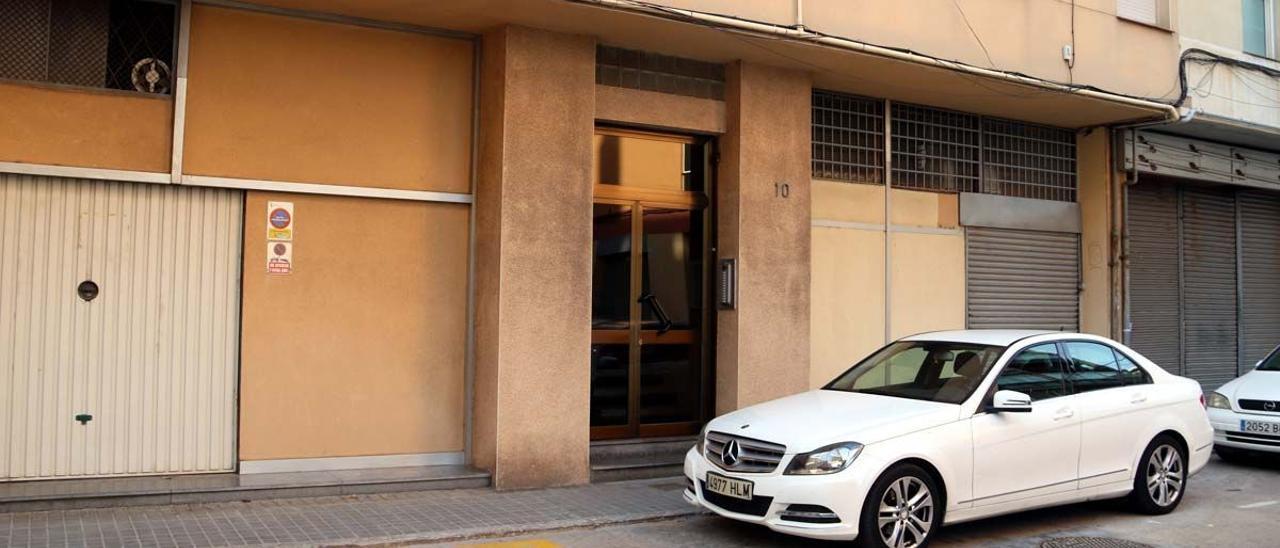 La casa de Sant Joan Despí donde apareció muerta la niña de 4 años