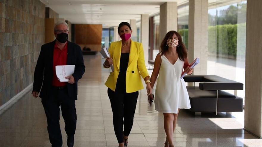 """Ana Sánchez exige a Mañueco que """"pida perdón y se marche"""" cuando llegue a las Cortes"""
