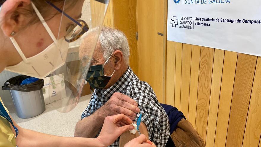A Estrada alcanza la inmunidad de rebaño al llegar al 94% de vacunados contra el COVID