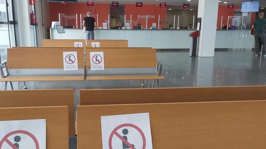 Als centres sanitaris de Manresa hi ha 10 persones ingressades per Covid