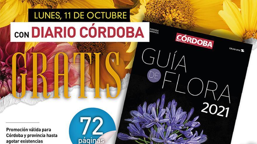 Diario CÓRDOBA entregará el lunes 11 de octubre la Guía de Flora 2021