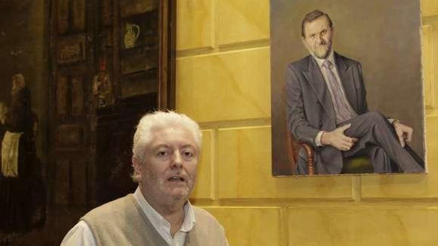 """""""Pilu"""" da salida a Mariano Rajoy"""