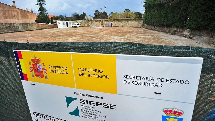Interior licita por la vía rápida el nuevo cuartel de la Guardia Civil de Cambados