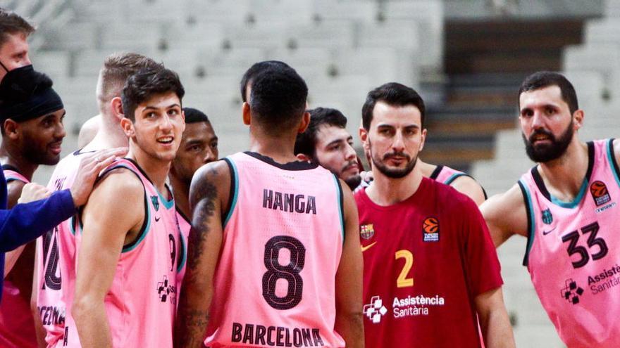 Mirotic lidera el triunfo del Barça en la cancha del Panathinaikos