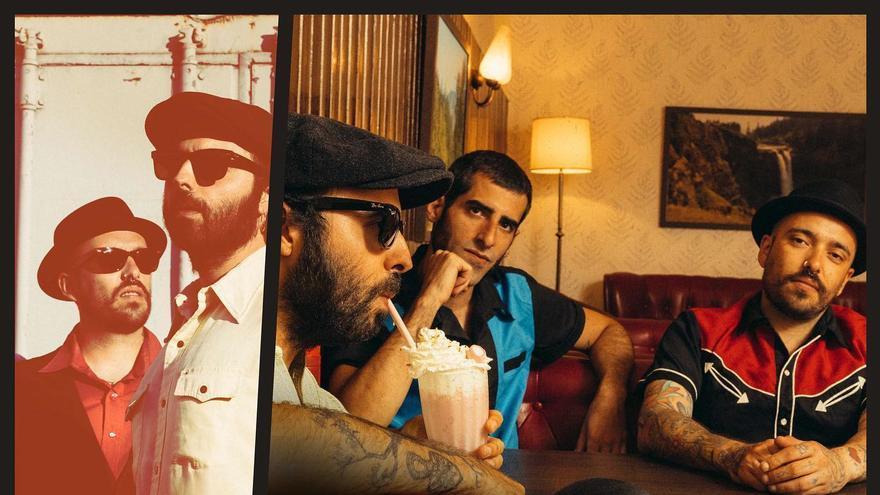B-Side Festival - Sidecars + Carlos Vudu & El Clan Jukebox
