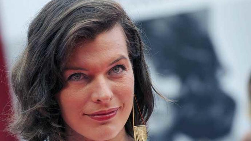Milla Jovovich confiesa haber sufrido un aborto a los cuatro meses y medio de embarazo