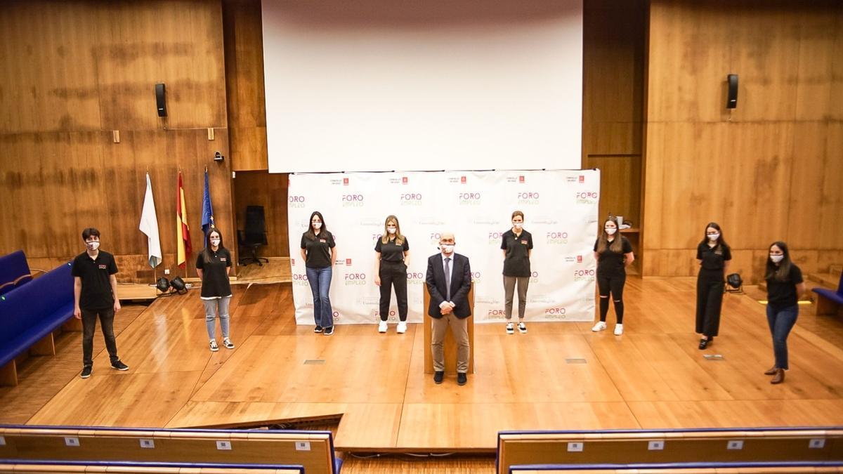 Tercera edición del Foro Empleo que organiza la Facultad de Económicas y Empresariales