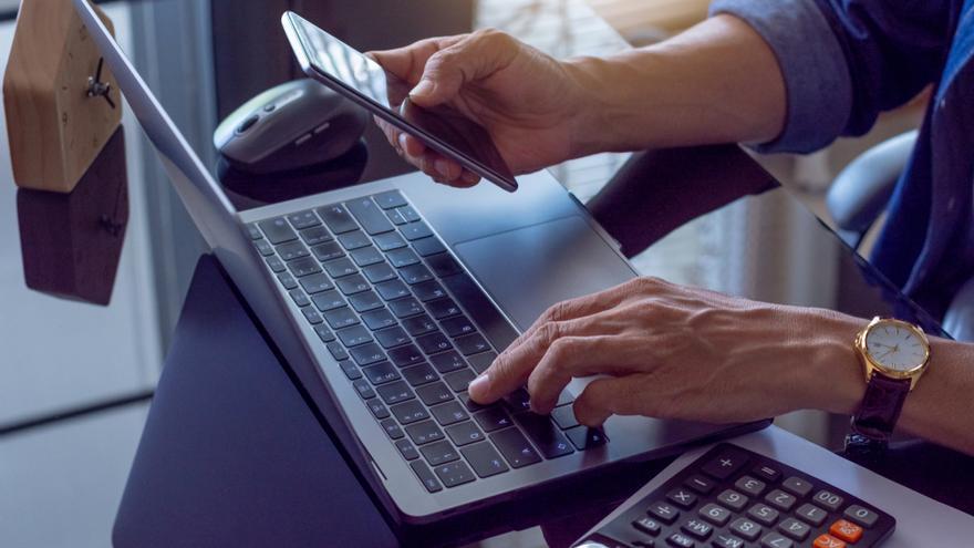 Comienza la presentación telefónica de la declaración de la renta 2020