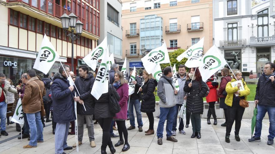 CSIF reclama a Justicia los reconocimientos médicos a los 225 funcionarios de Zamora