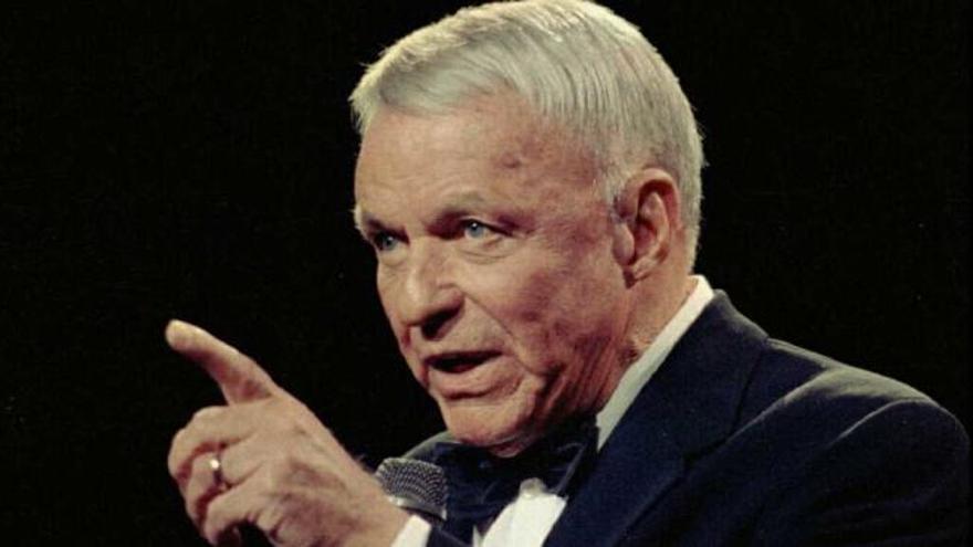 Cinco canciones para recordar a Frank Sinatra