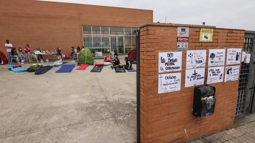 El Sepad prevé asumir el servicio de comidas del centro de Feafes