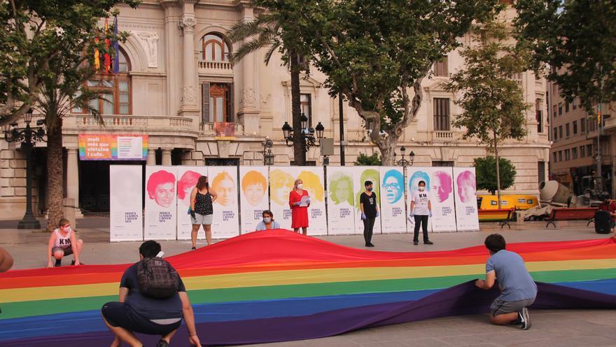 La marcha del Orgullo será el 3 de julio y sin carrozas