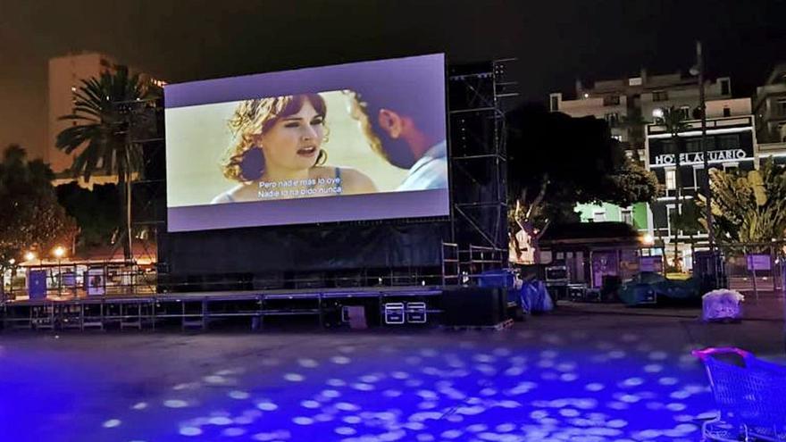 Cine+Food se asoma por el Parque Santa Catalina con '1917' y 'Amanecer'