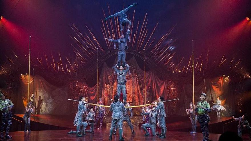 Directo: Cirque du Soleil estrena lo mejor de Alegría, el show más icónico