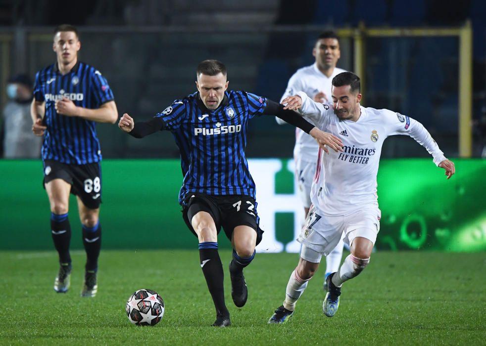 Champions League: Atalanta - Real Madrid