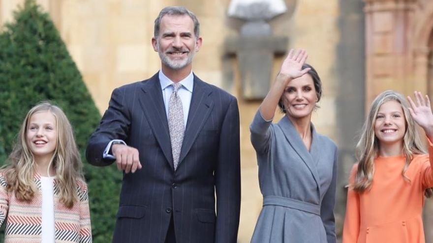 Doña Leonor se estrena en los Premios Princesa con su primer discurso público
