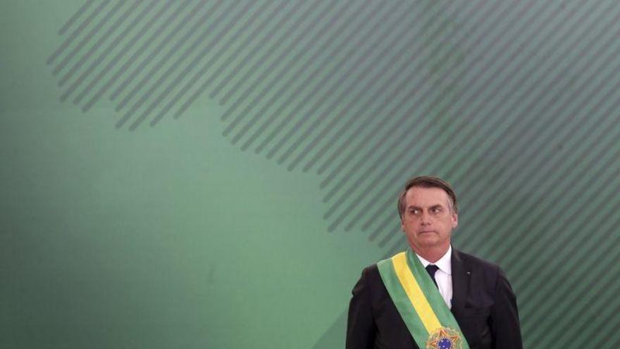 Bolsonaro marca el paso