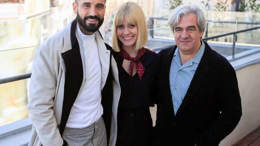 Fernández Armero estrena su película de sabor asturiano